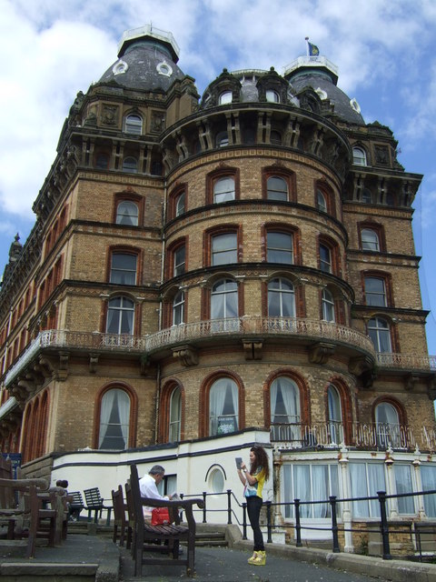 The Grand Hotel England