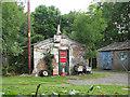 TM2691 : RAF huts near Hardwick airfield by Evelyn Simak