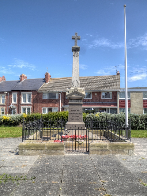 War Memorial, Seaton Sluice