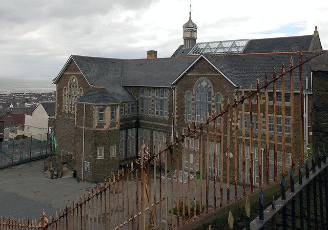 Terrace road primary school swansea jaggery geograph for Terrace school