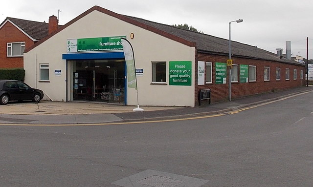 Charity Furniture Shop Orpington