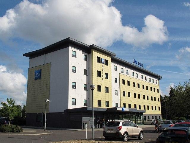 Ibis Budget Hotel Salford Quays Manchester