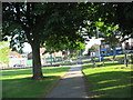 SP0893 : Looking north from Conker Island-Kingstanding, Birmingham by Martin Richard Phelan