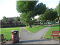 SP0893 : South from Conker Island-Kingstanding, Birmingham by Martin Richard Phelan