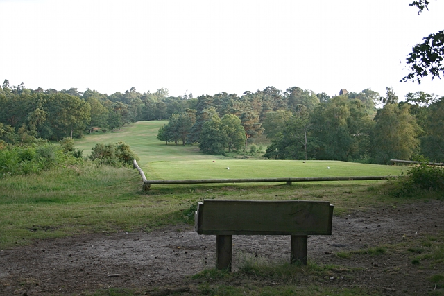The 5th tee