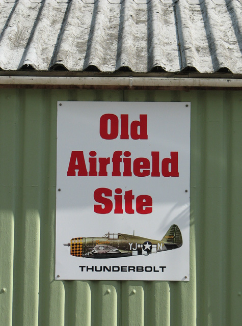 Sign on building at industrial estate