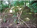 TM2591 : WW2 air raid shelter by Evelyn Simak