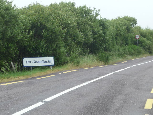 Entering an Ghaeltacht, Waterville