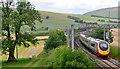 NS9321 : Railway near Crawford : Week 26
