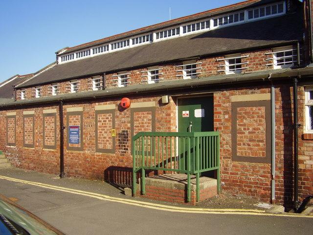 Newcastle General Hospital (1870 - 2010)