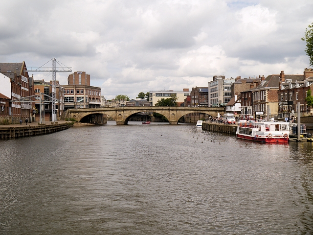 River Ouse, York City Centre