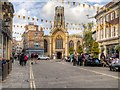 SE6051 : St Helen's Church and Square, York : Week 26