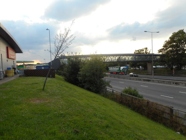 Rothersthorpe Services M1 (Northampton)