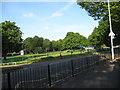 SP0893 : Conker Island is silent now-Kingstanding, Birmingham by Martin Richard Phelan