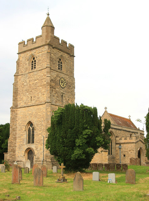 St James's Church, Great Horwood