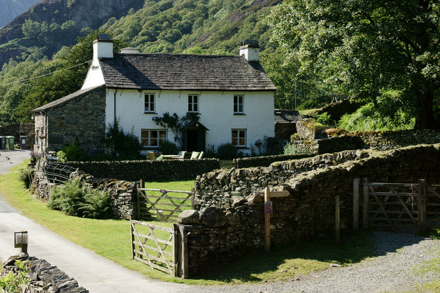 Yew Tree Farm, Coniston