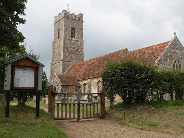 St. John Baptist: the parish church of Snape