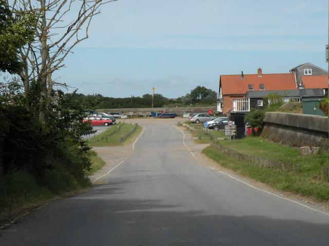 The Street at Walberswick