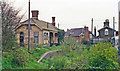 TM1747 : Westerfield (old) station, 1988 by Ben Brooksbank