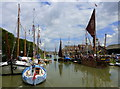 TR0161 : The Nautical Festival, 2014, Faversham Creek : Week 28 winner