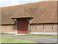 SU6285 : Midstrey in Ipsden Farm barn by Alan Murray-Rust