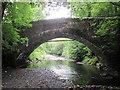 SN7804 : River Dulais Bridge by Adrian Dust
