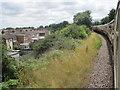 TA0629 : Special Excursion train to Hull Docks by Nigel Thompson