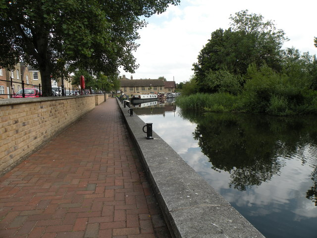 The River Great Ouse at St. Ives