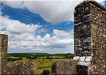 R2884 : Castles of Munster: Dysert O'Dea, Clare (4) by Mike Searle