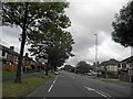 SJ9048 : Leek Road A5009 Abbey Hulton by Steve  Fareham