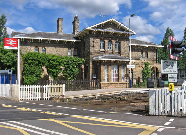 Collingham - station house