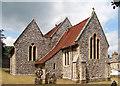 SU9416 : St Peter, East Lavington by John Salmon
