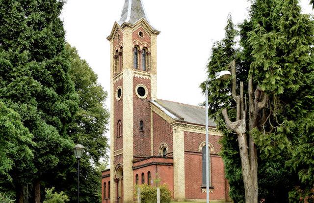 Former Dunmurry Presbyterian church - July 2014(1)