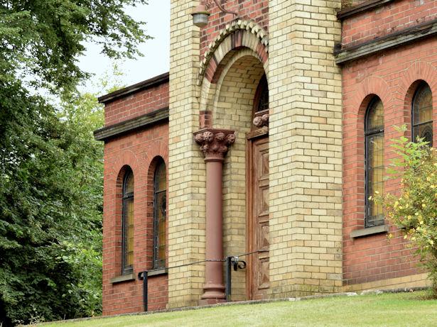 Former Dunmurry Presbyterian church - July 2014(2)