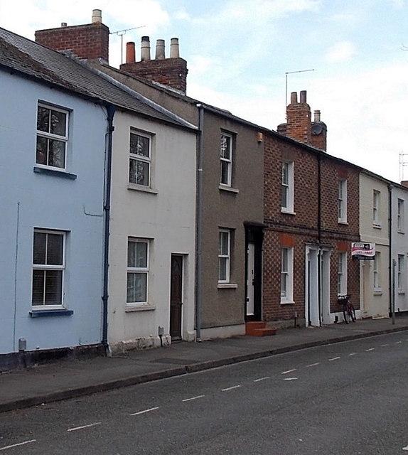 Hart street houses jericho oxford jaggery cc by sa 2 0 for Jericho house