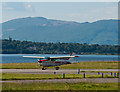 NM9035 : G-BRZS departing Oban Airport by The Carlisle Kid