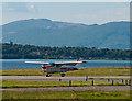 NM9035 : G-BRZS departing Oban Airport by TheTurfBurner