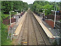 SD6831 : Ramsgreave & Wilpshire railway station, Lancashire by Nigel Thompson