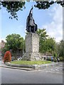 SU4829 : The Statue of Alfred the Great, Winchester Broadway by David Dixon