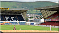 J3272 : Windsor Park football ground, Belfast -  July 2014(2) by Albert Bridge