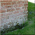 SK7460 : Spot the bench mark by Alan Murray-Rust