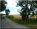 TL2666 : The road to Dumptilow Farm by Marathon