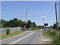SK7959 : Norwell Crossing, North Muskham by Alan Murray-Rust