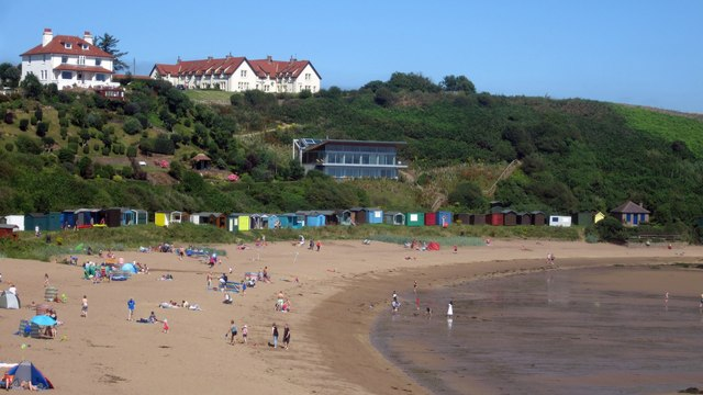 Coldingham Beach Huts
