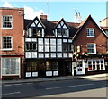 SO8932 : The Abbey Tea Rooms, Tewkesbury by Jaggery