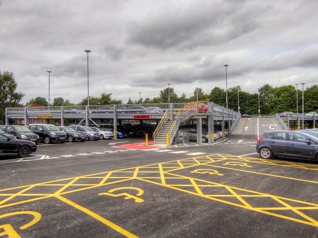 Bury Car Parking Charges