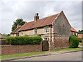 SK7968 : Vine House, Normanton-on-Trent by Alan Murray-Rust