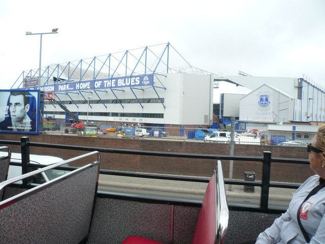 Goodison Park Football Stadium