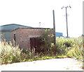 TM0090 : Borehole pump house by Evelyn Simak