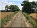 TL2867 : Mere Way by Hugh Venables